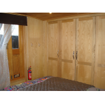 Dreamcatcher - Master bedroom wardrobes